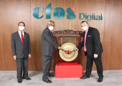 Impressive debut by CTOS Digital