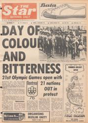 Flashback #Star50: Day of colour and bitterness