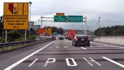 Traffic smooth on major highways on Tuesday (July 20).