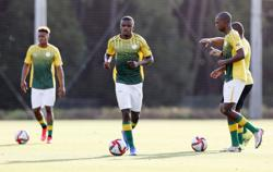 Olympics-Soccer-First stress test of 'COVID Games' may come when Japan play South Africa