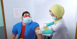 WATCH: Papa Pipi video encourages Malaysians to get vaccinated