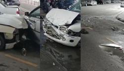 Sabah cops: Taxi driver who went amok in KK airport still in hospital