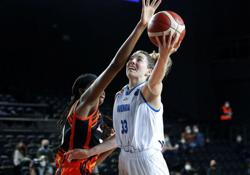 Olympics-3x3 basketball-'Fully vaccinated' U.S. women's Samuelson out due to COVID-19
