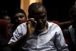 UK asks Nigeria to explain circumstances of separatist's arrest