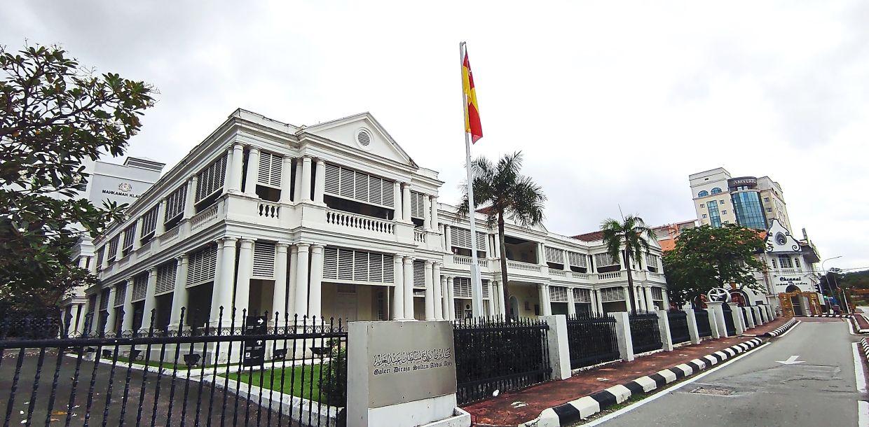 The Sultan Abdul Aziz Royal Gallery in Klang.