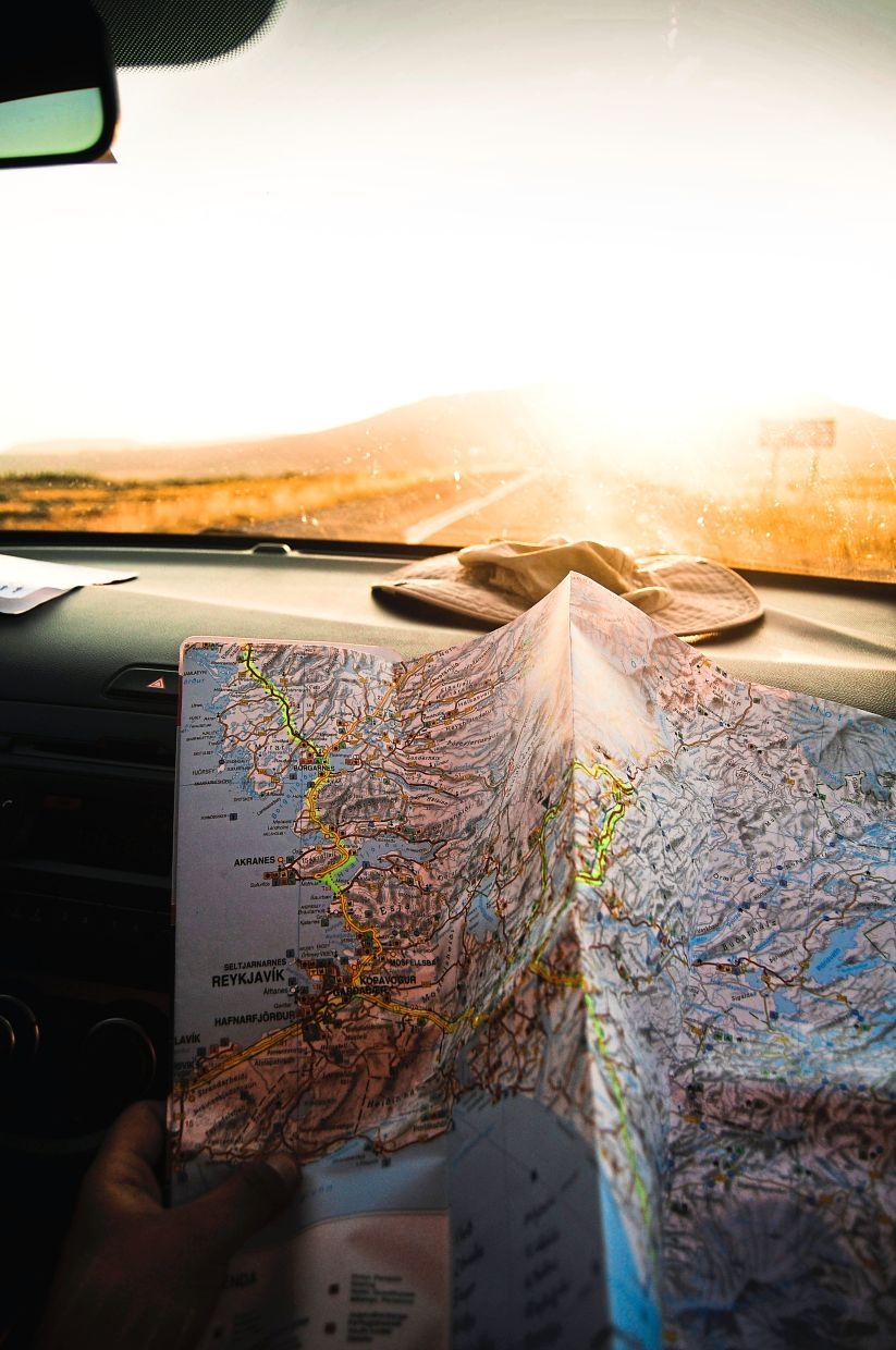 Some people share about how they got lost during their road trip. — JULENTTO PHOTOGRAPHY/Unsplash