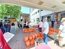 Ipoh's night market traders want to operate again