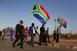 Inquiry recommends delay to South African local government elections
