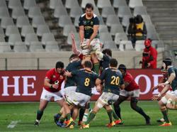 Rugby-Test series between Boks and Lions to be played in Cape Town