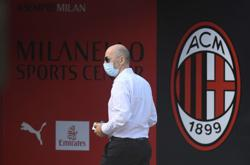 Soccer-AC Milan CEO Gazidis diagnosed with throat cancer