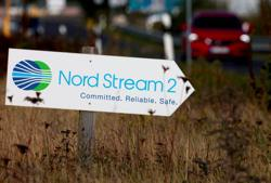 U.S., Germany to vow action on Russia in Nord Stream 2 deal -sources