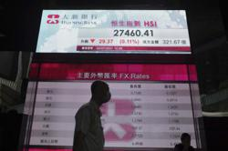 Most Asian markets rise after Wall St rally but worries persist