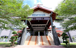 This library in Perak is nearly 100 years old