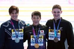 Olympics-Swimming-New Zealand banking on Clareburt to end quarter-century drought
