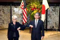 US, Japan, South Korea send clear message to N.Korea: US diplomat