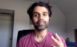 Pakistani American Bassam Tariq in talks to direct Marvel's new Blade film
