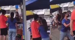 Man who launched foul-mouthed tirade at nasi lemak seller nabbed