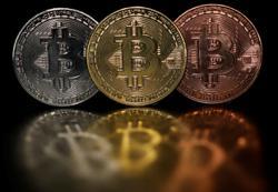 Bitcoin climbs back over $30,000