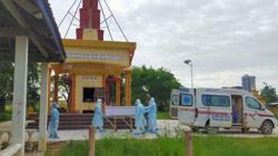Cambodia logs 19 more Covid deaths, 812 infections