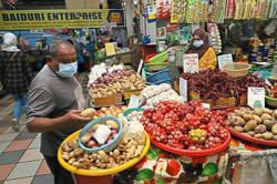 Wholesale market closure not causing price hike elsewhere