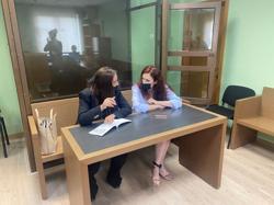 Russia extends house arrest of Kremlin critic Navalny's spokesperson