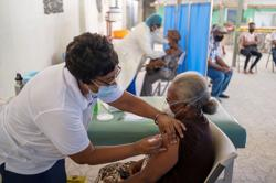 Americas are facing pandemic of the unvaccinated, PAHO says