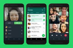 You can now join group calls in progress on WhatsApp
