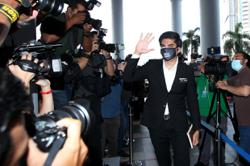Syed Saddiq arrives to face CBT charges involving RM1.2mil