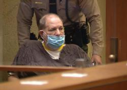 Harvey Weinstein denies 11 Los Angeles sex assault charges