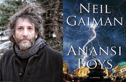Neil Gaiman's 'Anansi Boys' novel to get TV series adaptation