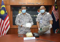 MMEA seizes RM200,000 worth of syabu in Johor