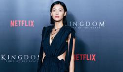 Jun Ji-hyun says she was super excited to work with Kingdom zombies