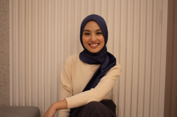 Malaysian singer Layla Sania picked by Spotify for NYC Times Square billboard ad