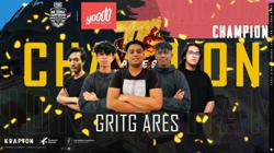 PUBG Mobile National Championship 2021 winner Gritg Ares takes home RM30,500