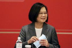 China thanks Taiwan president, indirectly, for concern over floods