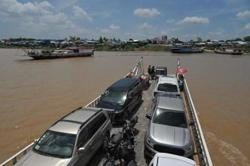 Chinese hackers stole Mekong River data from Cambodian ministry: sources