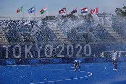 Olympics-In Japan, natural disaster risks lurk as Games draw near