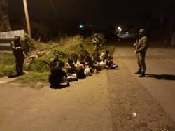 10 nabbed in Tawau during raid on illegal immigrants
