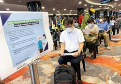 Malaysia's vaccination rate speeds past the US