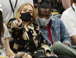 Adele and Lebron James agent spark dating rumours after attending NBA games
