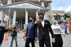 Syed Saddiq vows to clear name in court over corruption charges