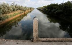 Russia says Ukraine blocking water supply to Crimea in European lawsuit
