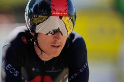Olympics-Cycling-After Rio heartache, Thomas seeks road to gold in Tokyo