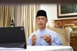 Muhyiddin attends 'Malaysia Berzikir' programme