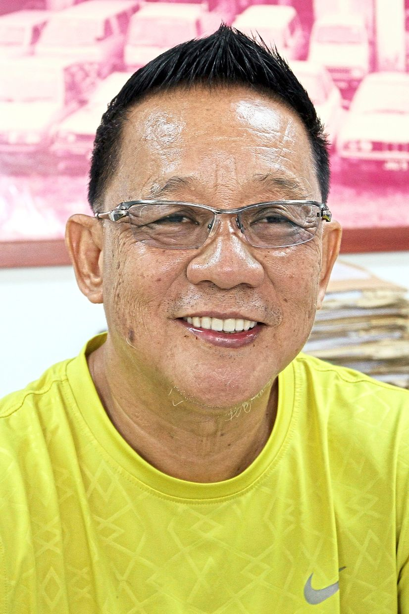 Soong says many want to sell their vehicles due to financial hardship caused by the pandemic.