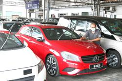 Transactions at a standstill as car dealers cannot operate