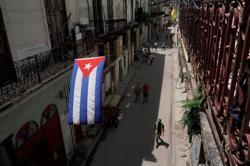 U.S. to impose sanctions on Cuban officials over crackdown on protests -source