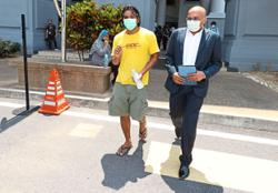 Maskless man charged with insulting nasi lemak seller
