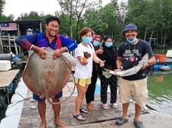 The fishermen's friend: Young Malaysian helps fishermen get a fair wage
