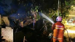 Man killed in fire at Kampar